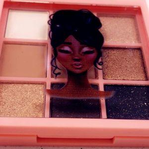 Eyeshadow Palette Natural shades